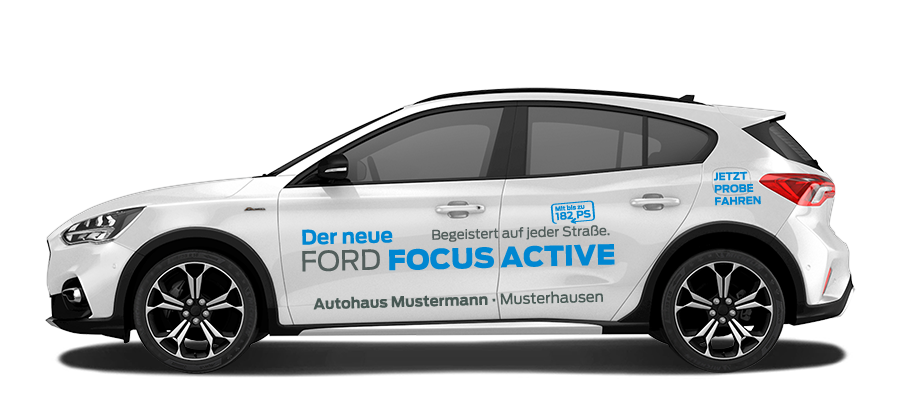 Ford Focus Active Variante A